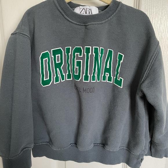 Zara ORIGINAL kids sweater